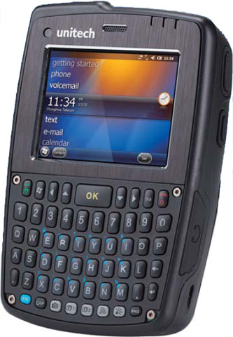 Unitech PA550 Handheld Computers