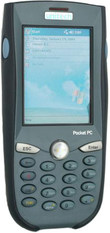 Unitech PA950 Handheld Computers