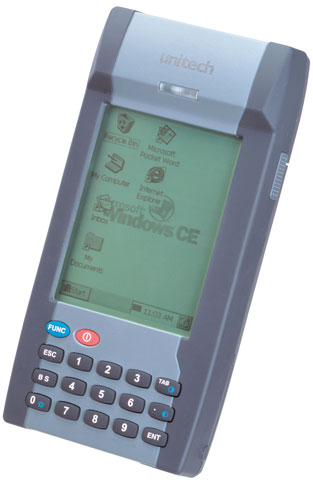 Unitech PT930 Handheld Computers