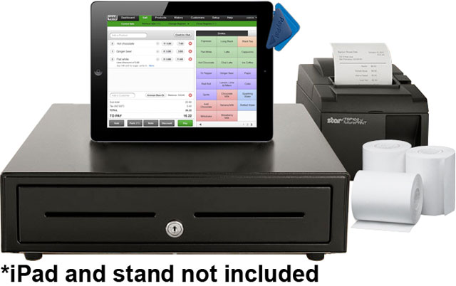 Vend Basic Point of Sale Systems