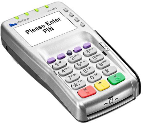 VeriFone VX 805 Payment Terminals