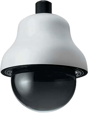 Videotec Dome Enclosure Security Camera Housings