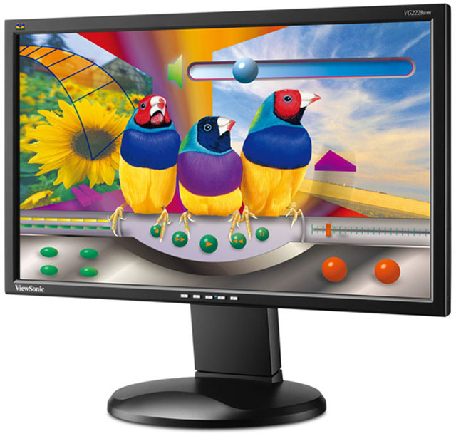 ViewSonic VG2228wm Point of Sale Monitors