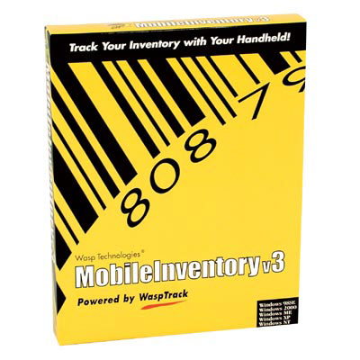 Wasp MobileInventory Inventory Management Software