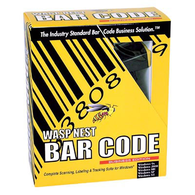 Wasp Nest Business Edition Barcode Label Software