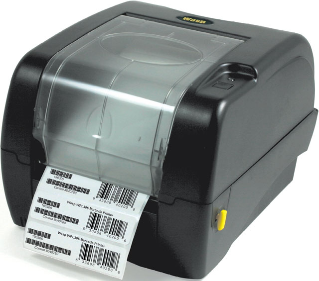 Wasp WPL305 Thermal Barcode Label Printer
