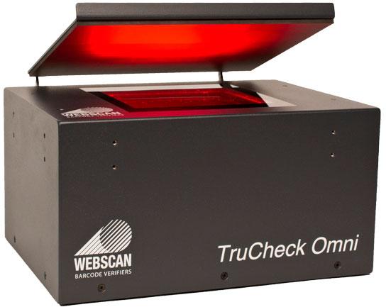 Webscan TruCheck Omni Barcode Verifiers