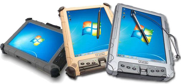 Xplore iX104C5 Series Tablet Computers