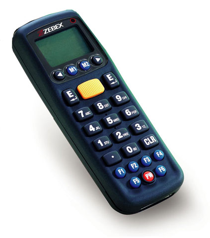 Zebex PDL-20 Handheld Computers