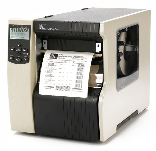Zebra 170Xi4 Thermal Barcode Label Printer