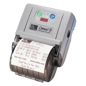 Zebra Cameo 3 Portable Label Printer