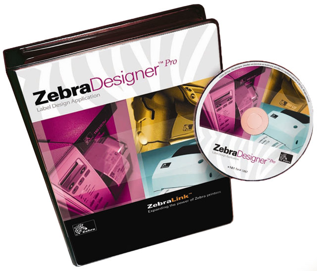 Zebra ZebraDesigner Pro Barcode Label Software