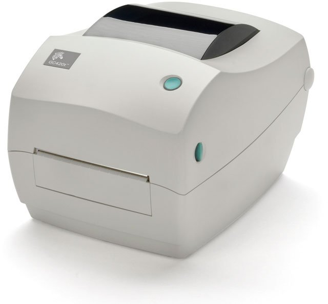 Zebra GC420t Thermal Barcode Label Printer, GC 420t - Barcode Discount
