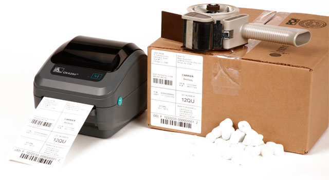 Zebra GK420d Thermal Barcode Label Printer