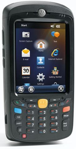 Zebra MC55A0 Handheld Computers