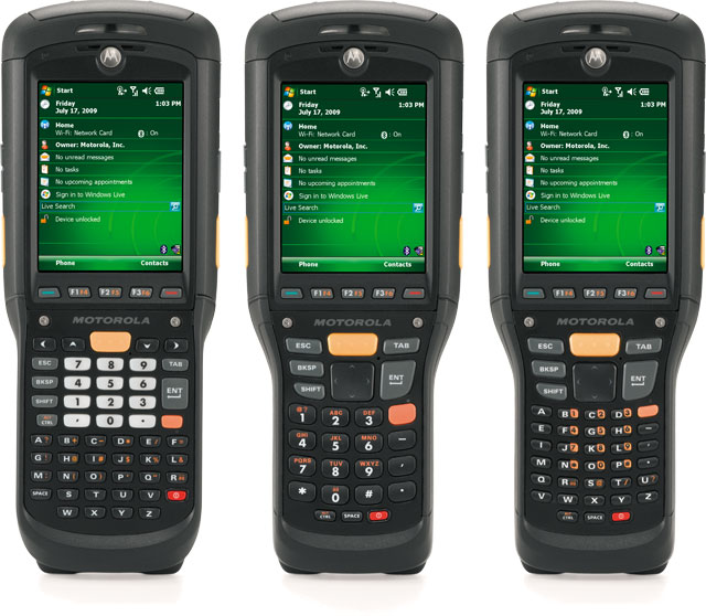 Zebra MC9500-K Handheld Computers