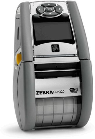 Zebra QLn220 Healthcare Portable Label Printer