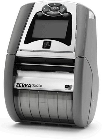 Zebra QLn320 Healthcare Portable Label Printer
