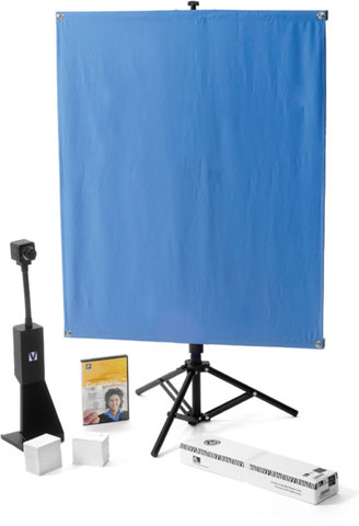 Zebra QuikCard Professional Photo ID Kit