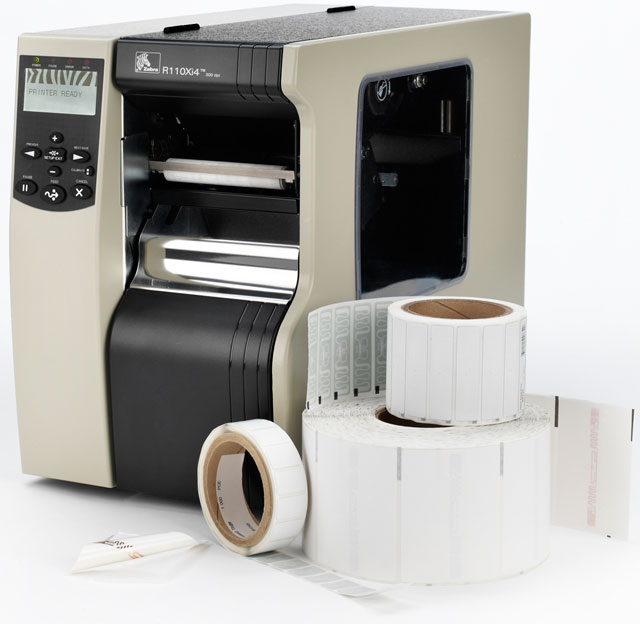 Zebra R110Xi4 RFID Printers
