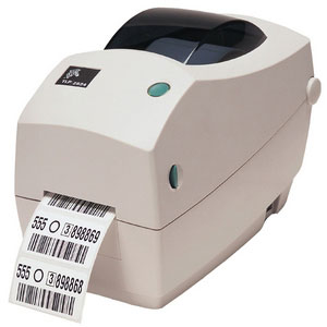 Zebra TLP 2824 Thermal Barcode Label Printer