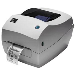 Zebra TLP 2844-Z Thermal Barcode Label Printer, TLP2844Z