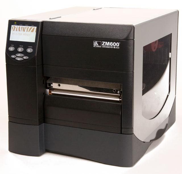 Zebra ZM600 Thermal Barcode Label Printer