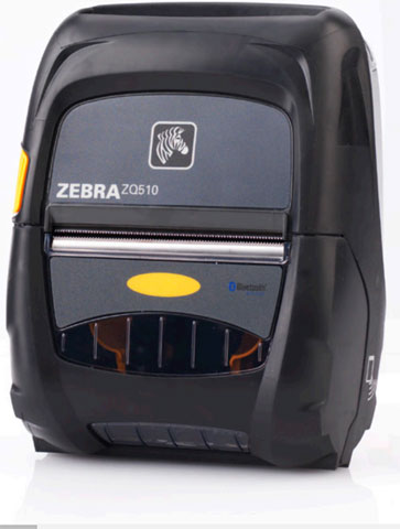 Zebra ZQ510 Portable Label Printer