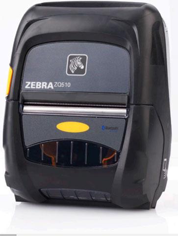 Zebra ZQ510 Portable Label Printer - Barcode Discount