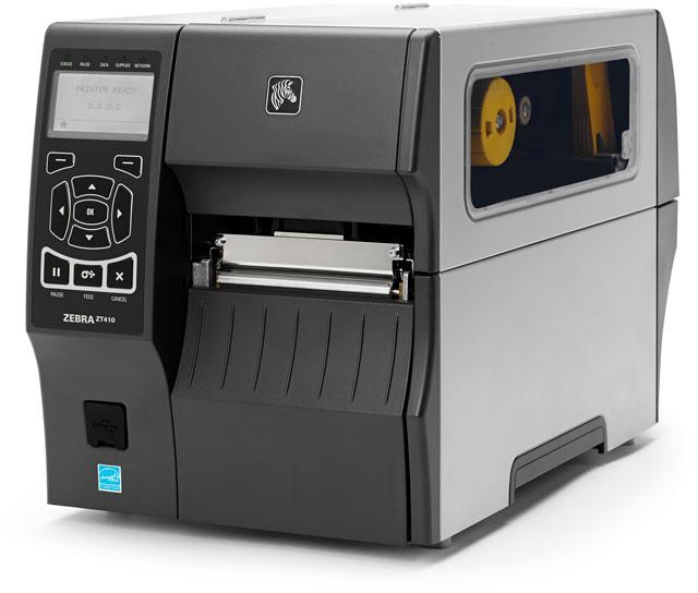 Zebra ZT410 Thermal Barcode Label Printer