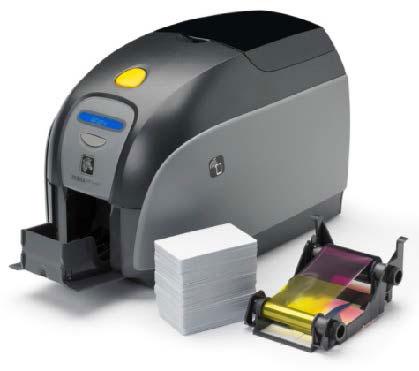 Zebra zxp-1 impresora termica cancun cybermaya quintana roo mexico tarjetas