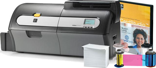 Zebra ZXP Series 7 ID Card Printer System ID Card Printer System