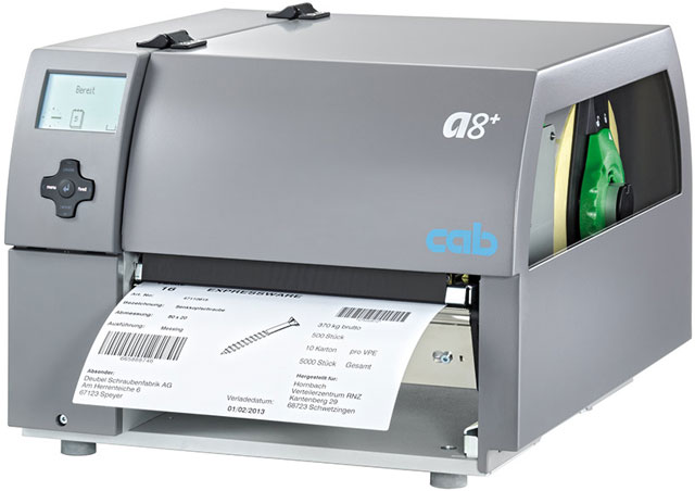 cab A+ Series Thermal Barcode Label Printer