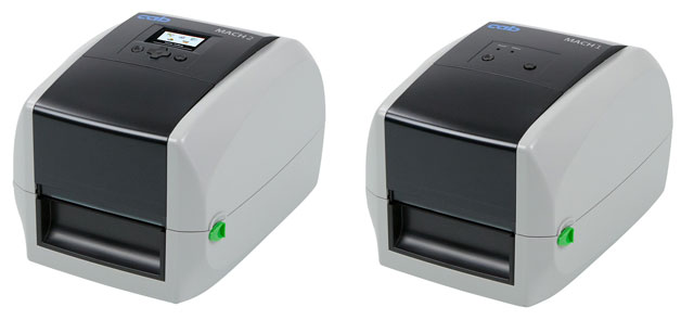 cab MACH1/MACH2 Thermal Barcode Label Printer - Barcode Discount