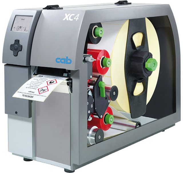 cab XC Series Thermal Barcode Label Printer
