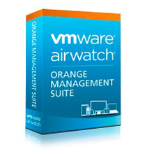 Photo of AirWatch Orange Management Suite