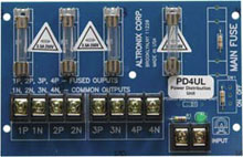 Photo of Altronix PD4UL Power Distribution Module