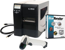 Photo of BCI Advanced Barcode Printing Bundle