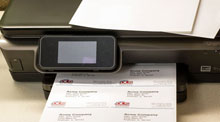 Photo of BCI Laser Printer Label Sheets