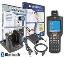 Photo of BCI SYM-MC3100-CRTP Entry level Barcode Data Collection Kit
