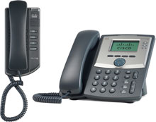 Photo of Cisco SPA300 Series IP Phone