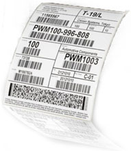 Photo of Citizen CL-S6621 Thermal Labels