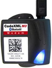 Photo of Code XML M3 Bluetooth Modem