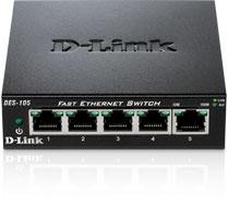 Photo of D-Link DES-105