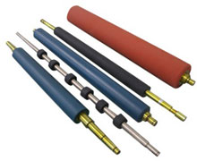 Photo of Datamax-O'Neil Platen Rollers and Assemblies