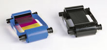 Photo of Eltron ID Card Printer Supplies