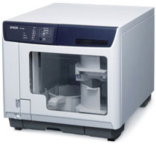 Photo of Epson Discproducer Series
