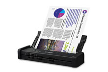Photo of Epson DS-320 Portable Document Scanner