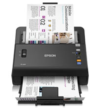 Photo of Epson DS-860