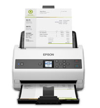 Photo of Epson DS-870